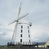 Blenerville Windmill — Stock Photo