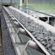 Stock Photo: Coal loading