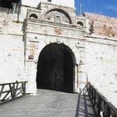 Fortress Kalemegdan — 图库照片