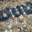 Christmas still life — Stockfoto #4398110