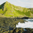 Giant''s Causeway, County Antrim, Northern Ireland - Stock Photo
