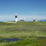 Lighthouse, Rathlin Island, Northern Ireland — Stock Photo
