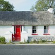 Cottage, County Donegal, Ireland — Stock Photo