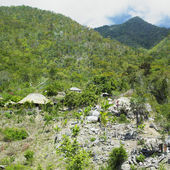 Gran Parque Nacional Sierra Maestra, Granma Province, Cuba — Stockfoto
