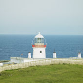 Lighthouse, Ireland — Stock Photo