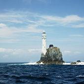 Lighthouse, Fastnet Rock, County Cork, Ireland — Stock Photo
