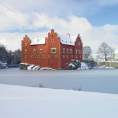 Cervena Lhota chateau, Czech Republic — Stock Photo