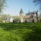 Schloss heeswijk, niederlande — Stockfoto