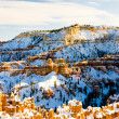 Royalty-Free Stock Photo: Bryce Canyon National Park in winter, Utah, USA