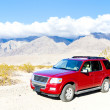 Off road, Death Valley, California, USA — Stock Photo