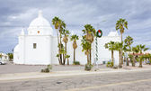 Immaculate Conception Church, Ajo, Arizona, USA — Stock Photo