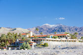Furnace Creek Inn, Death Valley National Park, California, USA — Stock Photo