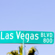 Stock Photo: Las Vegas Boulevard, Nevada, USA