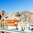Stock Photo: Hoover Dam, Arizona-Nevada, USA