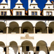 Former town hall, Square of Master Paul, Levoca, Slovakia — Stock Photo