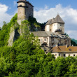 Stock Photo: Oravsky Castle, Slovakia