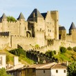 Carcassonne, Languedoc-Roussillon, France - Stock Photo