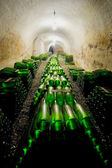 Wine archive, Hort Winery, Znojmo - Dobsice, Czech Republic — Stock Photo