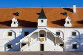Vattenkvarn, slup, tjeckien — Stockfoto