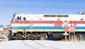 Electric locomotive, Arizona, USA — Stock Photo