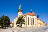 Church of St. Nicholas, Presov, Slovakia — Stock Photo