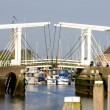 Drawbridge, Zierikzee, Zeeland, Netherlands — Stock Photo #4461033