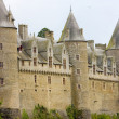 Chateau Josselin, Brittany, France — Stock Photo #4461044
