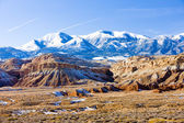 Winter landscape of Utah near Lake Powell, USA — Stock Photo