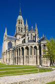 Cathedral Notre Dame, Bayeux, Normandy, France — Stock Photo