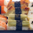 Stock Photo: Close up of sushi