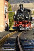 Steam locomotive, Steinbach - J — Stock Photo
