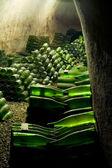 ワインのアーカイブ、ホート ワイナリー、ズノイモ - dobsice, チェコ共和国 — ストック写真