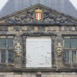 Town hall''s detail, Gouda, Netherlands — Foto Stock