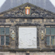 Town hall''s detail, Gouda, Netherlands — Stock Photo