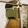 Windmill, Tienhoven, Netherlands — Stock Photo