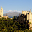 Segovia, Castile and Leon, Spain — Stock Photo #4502705