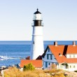 Portland Head Lighthouse, Maine, USA — Stock Photo #4502781