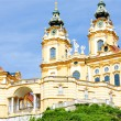 Stock Photo: Convent Melk, Lower Austria, Austria