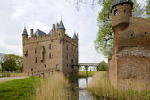 Doornenburg, Netherlands — Stock Photo