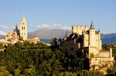 Segovia, Castile and Leon, Spain — Stock Photo