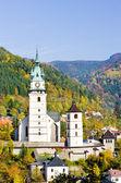 Kale ve kilise st. catherine, kremnice, slovakya — Stok fotoğraf