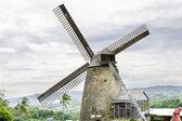 Morgan Lewis Mill, Barbados — Stock Photo