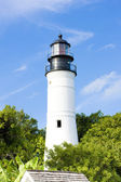 The Key West Lighthouse, Florida Keys, Florida, USA — Stock Photo