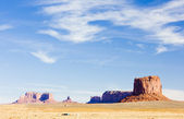 Monument Valley National Park, Utah, Arizona, USA — Stock Photo
