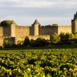 Stock Photo: Carcassonne, Languedoc-Roussillon, France