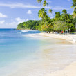 Stock Photo: Mount Irvine Bay, Tobago