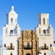 San Xavier del Bac Mission, Arizona, USA - Photo