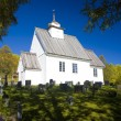 Stock Photo: Church, Bykle, Norway