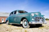 Antique automobile near Alexander, Maine, USA — Stock Photo