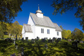 Church, Bykle, Norway — Stock Photo